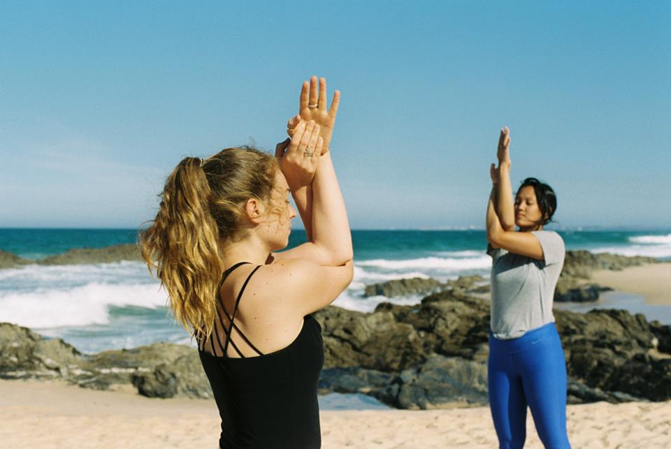 Vinyasa Yoga für Anfänger und Mittelstufe im KulturCafé