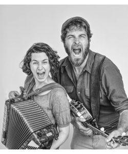 Tante Friedl - Musik aus Bulgarien, Bayern und aller Welt am 10.5. im KulturCafé
