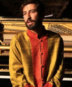 Sa 1.6. 19.30 Uhr --- Konzert: Volkslieder aus der Türkei und Aserbaidschan, Jazz, Tango --- Besetzung: Zeynep Akdil (Cello) --- Utku Yurttas (Klavier)